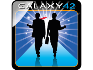 Galaxy42 (Referral) Logo